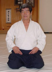 Yukio Kawahara Shihan (8º Dan)